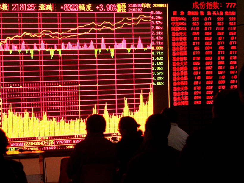 Forex trading regulations in china
