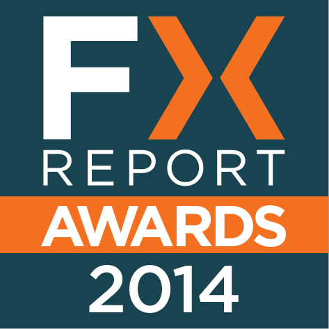 Winners of Forex Report 2014 awards