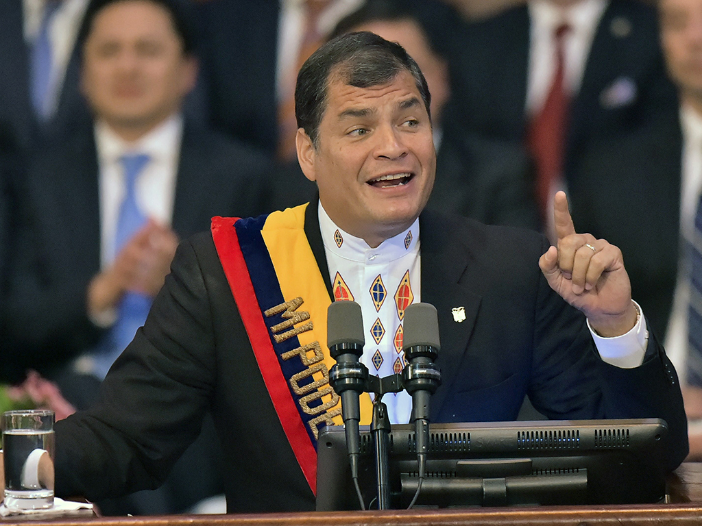 A new law prohibiting the use of cryptocurrencies has laid the groundwork for a new state-backed digital currency to come into effect alongside the dollar in Ecuador