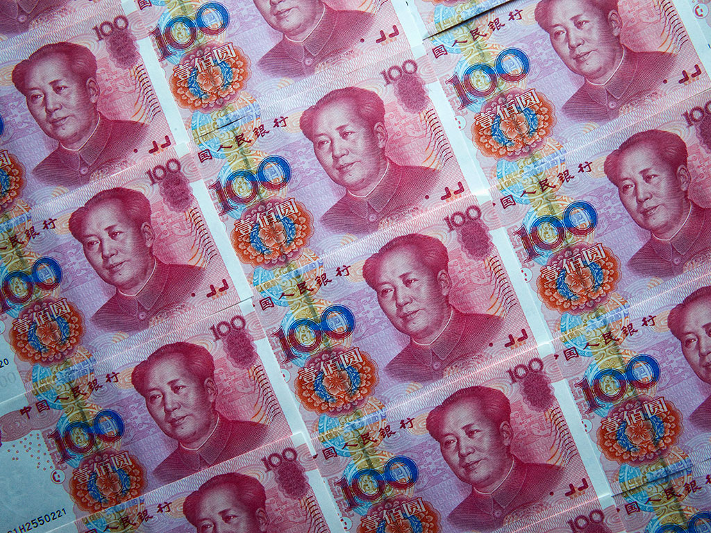 China's forex reserves are down again as the central bank struggles to manage investor expectations and stabilise the currency