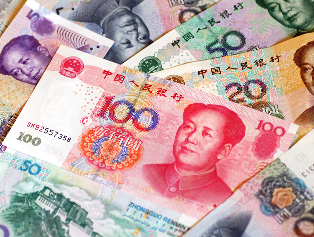 Since the financial crisis sent ripples throughout the global monetary system, a new place has been carved for China. With the RMB now on the rise, could it eventually displace the USD?